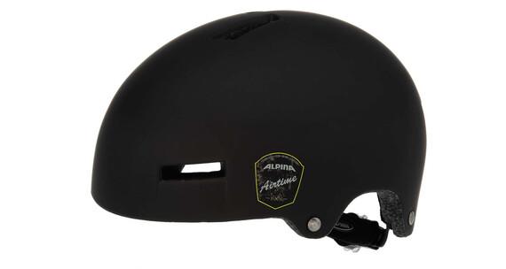 Alpina Airtime helm zwart
